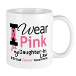 IWearPink Daughter-in-Law Mug