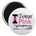 IWearPink Daughter-in-Law Magnet