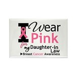 IWearPink Daughter-in-Law Rectangle Magnet (100 pa
