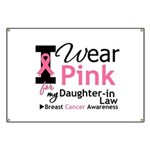 IWearPink Daughter-in-Law Banner