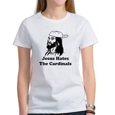 Jesus Hates The Cardinals Tee