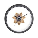 Wilson County Sheriff Wall Clock