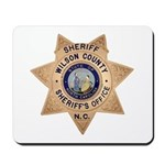 Wilson County Sheriff Mousepad