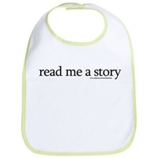 Cute Children's story Bib