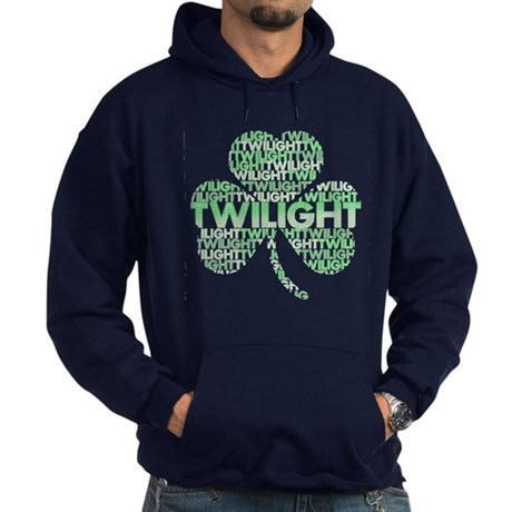 Twilight Shamrock Hoodie (dark)