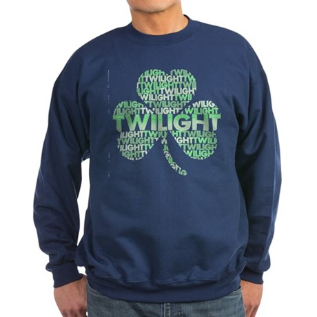 Twilight Shamrock Sweatshirt (dark)