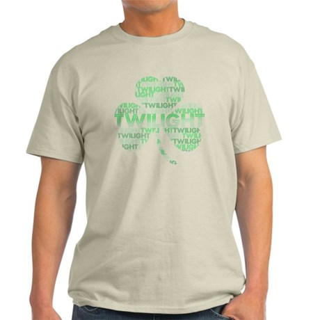 Twilight Shamrock Light T-Shirt