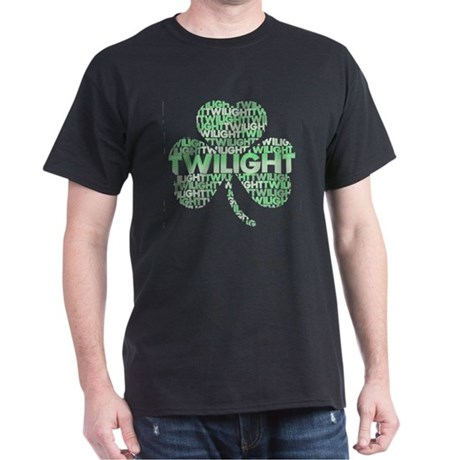 Twilight Shamrock Dark T-Shirt