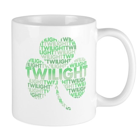 Twilight Shamrock Mug