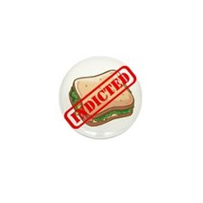 Indicted Ham Sandwich Mini Button