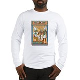 Osiris,Pharoah,Horus Long Sleeve T-Shirt