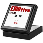 EMOtive hardCORE Keepsake Box