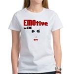 EMOtive hardCORE Women's T-Shirt