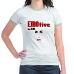 EMOtive hardCORE Jr. Ringer T-Shirt