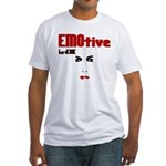 EMOtive hardCORE Fitted T-Shirt