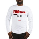 EMOtive hardCORE Long Sleeve T-Shirt