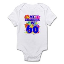 GRANDMA 60 Infant Bodysuit