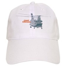 Chinook Helicopter Baseball Cap