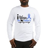 Prostate Cancer FATHER Long Sleeve T-Shirt