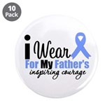 "Prostate Cancer FATHER 3.5"" Button (10 pack)"
