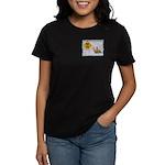 Watch for Ice Women's Dark T-Shirt