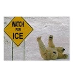 Watch for Ice Postcards (Package of 8)