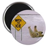 Watch for Ice Magnet