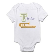 Tis for Trombone Infant Bodysuit