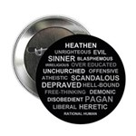 """Rational Human 2.25"""" Button (10 pack)"""