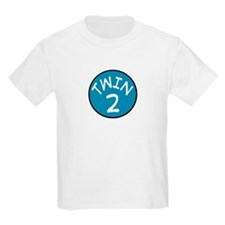 Twin 2 Kids T-Shirt