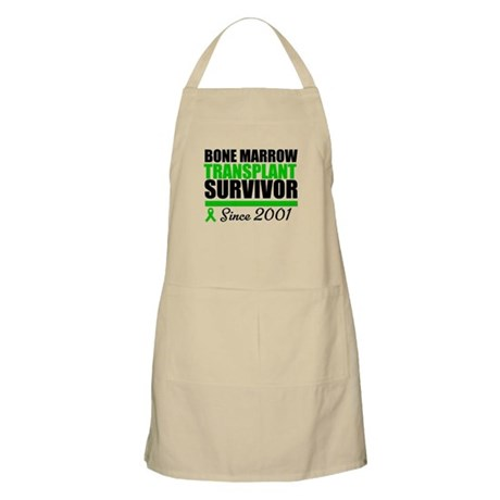 BMT Survivor Since '01 BBQ Apron