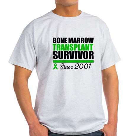 BMT Survivor Since '01 Light T-Shirt