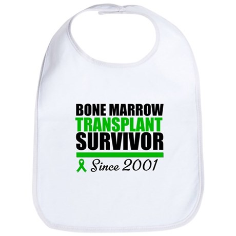 BMT Survivor Since '01 Bib