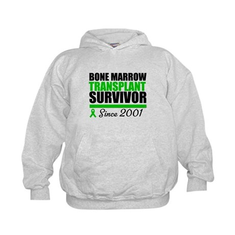 BMT Survivor Since '01 Kids Hoodie