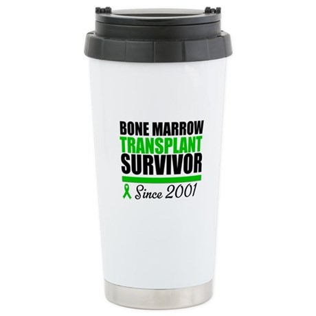 BMT Survivor Since '01 Ceramic Travel Mug