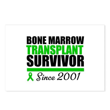 BMT Survivor Since '01 Postcards (Package of 8)