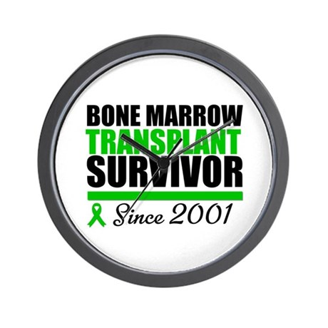 BMT Survivor Since '01 Wall Clock