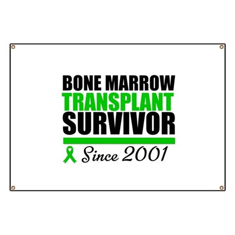 BMT Survivor Since '01 Banner
