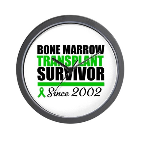BMT Survivor Since '02 Wall Clock