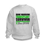 BMT Survivor Since '06 Sweatshirt