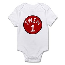 Twin 1 Infant Creeper