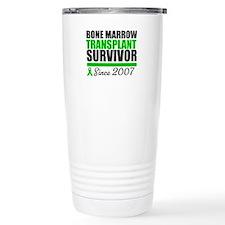 BMT Survivor Since '07 Travel Mug