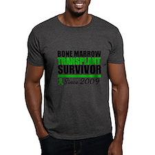 BMT Survivor Since '09 T-Shirt