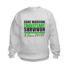 BMT Survivor Since '09 Sweatshirt