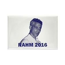 Rahm Emanuel: RAHM 2016 - Rectangle Magnet (10 pac