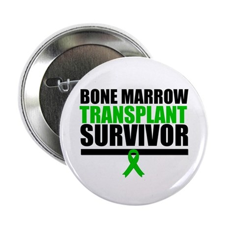 "BoneMarrowTransplantSurvivor 2.25"" Button (10 pack"