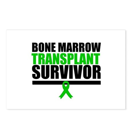 BoneMarrowTransplantSurvivor Postcards (Package of