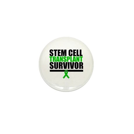Stem Cell Transplant Mini Button (10 pack)