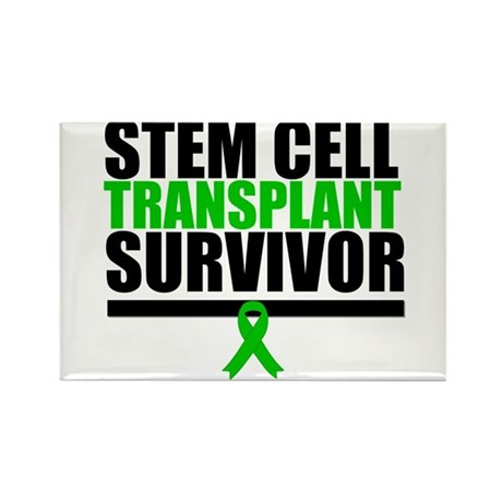Stem Cell Transplant Rectangle Magnet (10 pack)