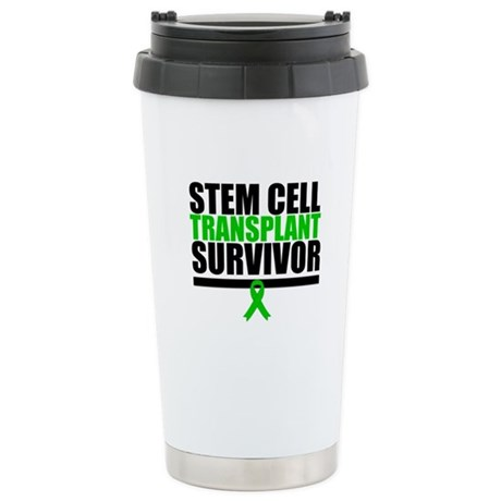 Stem Cell Transplant Ceramic Travel Mug